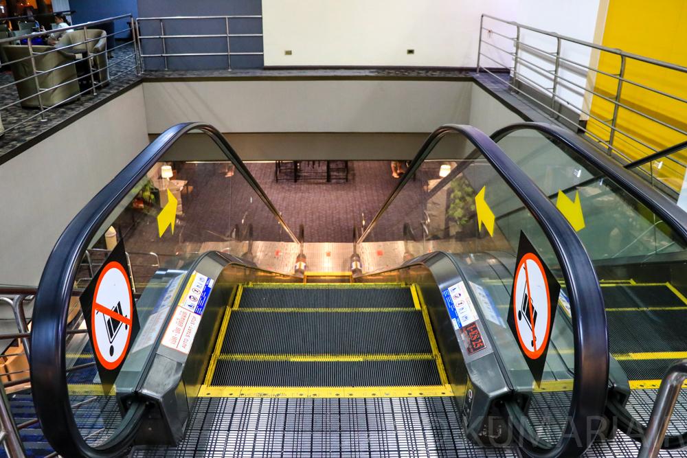 【プライオリティパス】ドンムアン空港(DMK)ラウンジ「Miracle Lounge(T1)King Power向かい」体験レポート